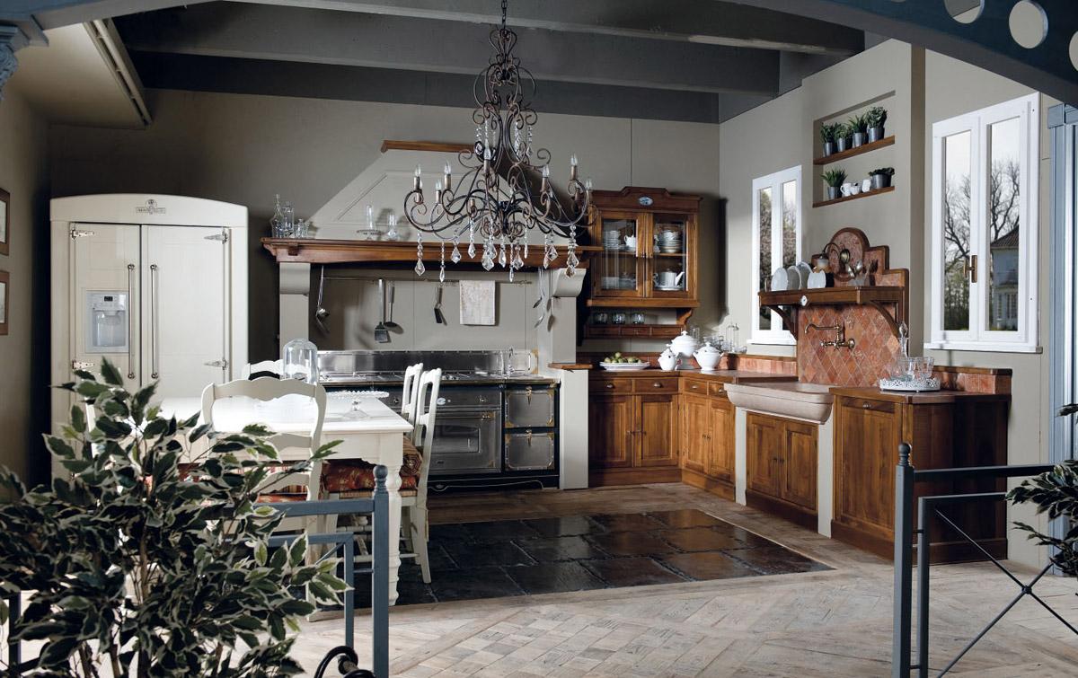 Country Chic Kitchen Valenzuela 2 By Marchi Cucine